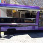 Frankfurt's Madrid Food Truck